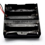 1~4 cell 18650 battery holder Black OEM accepted                                                                         Quality Choice