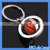 Hogift 3D Sports ball Keychain/football Keyring/golf ball keychain
