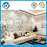 Promotional marble stone wall paper / wall hanging paper crafts                                                                         Quality Choice