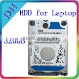 Stock product status laptop internal hard disk used hdd 320gb with wholesale price clearance sale hard drive