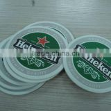 2015 new design promotional round cup drink beer paper coaster