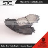 Trustworthy China supplier auto spare part brake pad,d2085 brake pads,universal brake pads