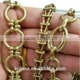 Manufacturer Top Selling Eco-friendly Brass Chain Jewelry Chain Decorative Brass Chain