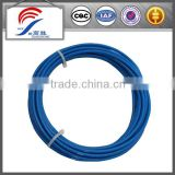 3mm-4mm pvc transparent rope used in aircraft 1x19