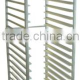 Aluminum Catering Equipment Economy Knock-Down Pan Racks Bakery Rack Tray