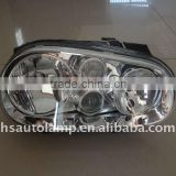 VW Golf 4 head lamp; headlight for golf depo 441-1130