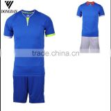The latest custom high quality new style soccer team wear/ football uniform/soccer uniform                                                                         Quality Choice