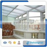 Hot Selling Energy Saving Used Aluminum Profile Bi-fold Windows With Double Glass