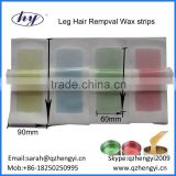 High Speed Making Leg Wax Strips Machine For Hair Remover