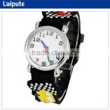 2016 hot sale charm childrens day kid watches, CE RoHs water resistant anolog, Cartoon car boys fancy watches