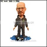 famous star bobble head figure toys china suppliers,custom made 6 inch bobble head toys,collection editions