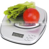 future life 5 Kg food vegetable digital kitchen scale with electronic clock, count down timer and alarm
