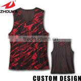 basketball singlets custom practice basketball jerseys cheap reversible basketball uniforms