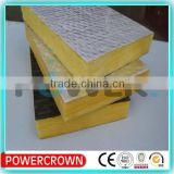 hot sale building materials glass wool blanket with aluminum foil made in china