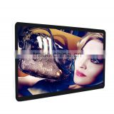 32 inch windows os TFT Type lcd wall mounted tv with signage digital kiosk for large-scale shopping malls lcd monitor