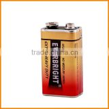 6F22 9V extra heavy duty battery dry cell 006p 9v battery