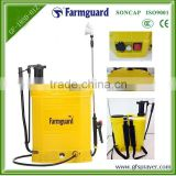 18L 2 in 1 hand and battery sprayer, air compartment,pressure pump,China manufacturer