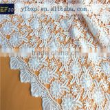 2014 embroidery designs wholesale cotton embroidery lace/ french lace saree/ embroidery french lace