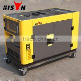Generator Diesel Generator Set For Sale Portable Sound Proof Honda 10 kva 10kva 10kw Silent Power Electric Diesel Generator                                                                         Quality Choice