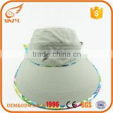 Wholesale 100 polyester plain dyed boys caps bucket hats                                                                                                         Supplier's Choice