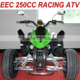 250CC Quad Bike Road Legal