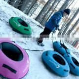High Quality PVC Heavy Duty Inflatable Snow Tube with cover from professional Manufacturer