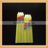 White paraffin wax candles wholesale