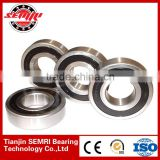 Chinese manufacturer SEMRI High precision cheap deep groove ball bearing 6200 series 6206 size 28x56x16mm with large stock