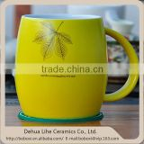 High quality ceramic coffee cup