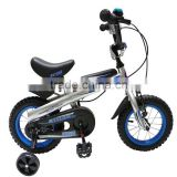 Baby Bike 12-16 Inch Children's Bicycles Green Silver Two-Color Optional Children Knights Cycling Sell Like Hot Cakes!
