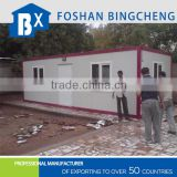 Prefabricated Container home/container office/container cabin with Cheap Price In Africa
