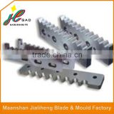 Energy Saving metallurgy machinery parts cutting blades for steel rolling