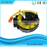 84306-0D021 China manufacturer high quality factory price auto spiral cable clock spring airbag for Toyota Hilux Fortuner
