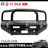 4x4 Accessories 4x4 Front bull bar with Rolled Steel for Vigo 05-12