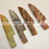 Wholesale 5INCH Arrowhead Knives | Agate Arrowheads For Sale | Indian Arrowhead Wholesaler