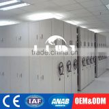 Customized OEM Steel File Cabinet Cabinets Library Mobile Rack