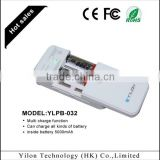 5000 mAh optima battery chargers with CE FCC ROHS