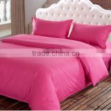 Hot sale Solid color used hotel bed sheets ,Bedding Sheet set/ Bed Cover / Pillow/pillow case