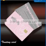 Full Color IC Card Printing Transparent PVC Card Business IC Cards form DongGuan Professional Factory