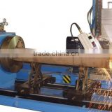 Hot sale CNC flame /plasma intersection cutting machine /metal pipe cutter