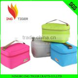 2016 Hot Sales For Promotion Imprint Customized Logo Nylon Or Non Woven Disposable Cooler Bag