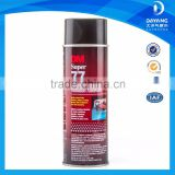 Fabric Backing Pressure Sensitive Adhesive Glue For Metal And Wood