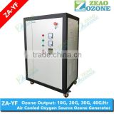10g 20g reducing chlorine ozone generator for swiming pool water purification