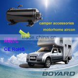 Hot promo! solar power aircon compressor horizontal 7208 btu for camper van rv accessories Air Conditioning
