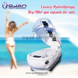 Hydro multi-funtion slimming massage spa capsule massage prices for beauty salon