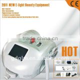 Breast Hair Removal E-light+IPL+RF System Acne Removal Beauty Equipment Pigmented Spot Removal