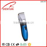 Professional hair cutting kit for man rechargeable hair trimmer