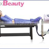 High quality air pressure&far infrared&ems 3 in 1 air pressure machine full body massager