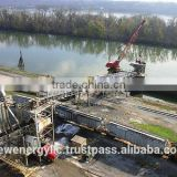 Sea Port on Danube river \ Transshipment