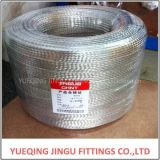 Inquiry about JINGU bare copper braided earthing wire bonding leads grounding china